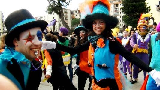 Carnevale di Scampia