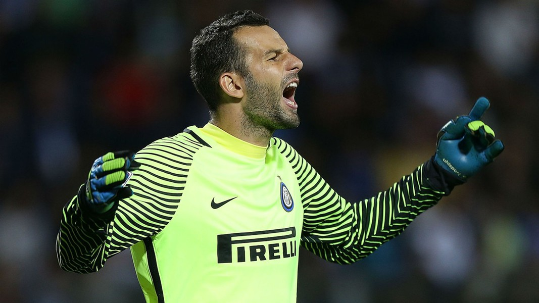 Inter-Udinese: Handanovic out, gioca Padelli. Anche il derby è a rischio