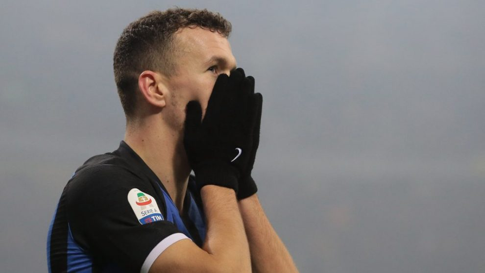 Perisic si dispera