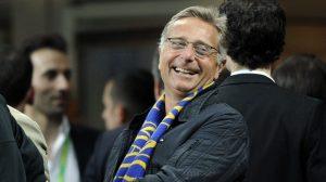 Paolo Bonolis, tifoso Inter