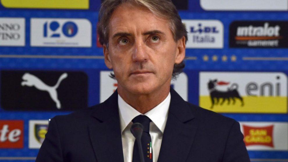 nazionale roberto Mancini commissario tecnico italia