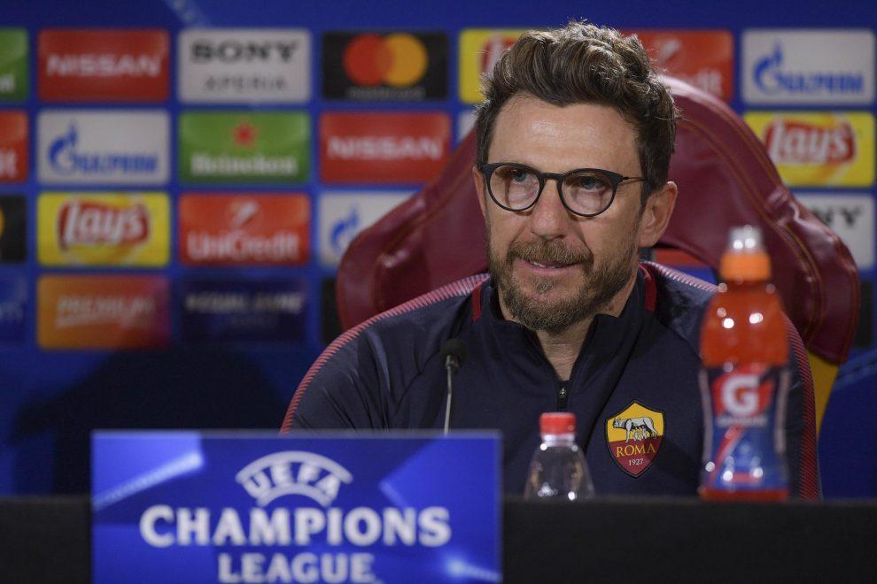 Roma, settimana nera: dopo il derby, addio alla Champions League