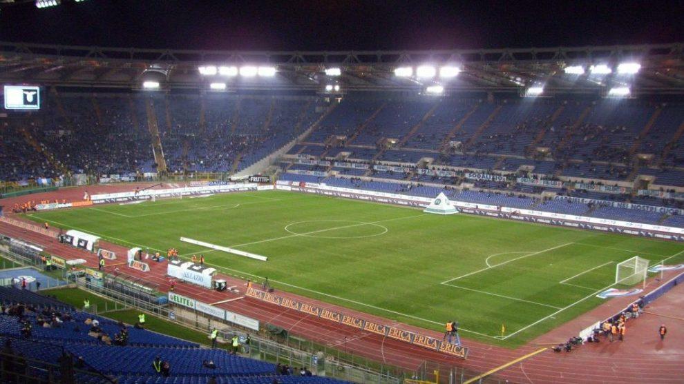 Lazio-Napoli Noemi Staiano