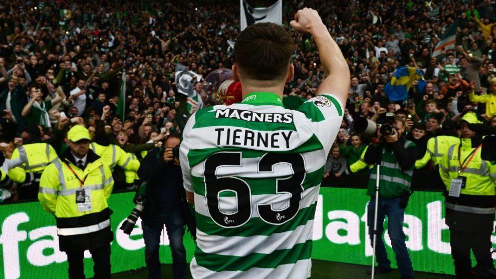 Kieran Tierney