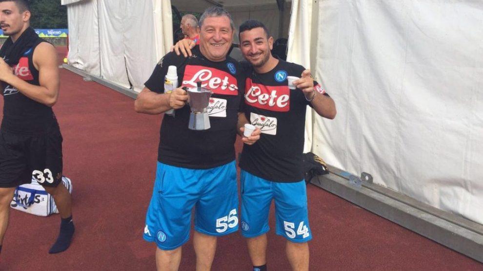 Napoli, Maradona: