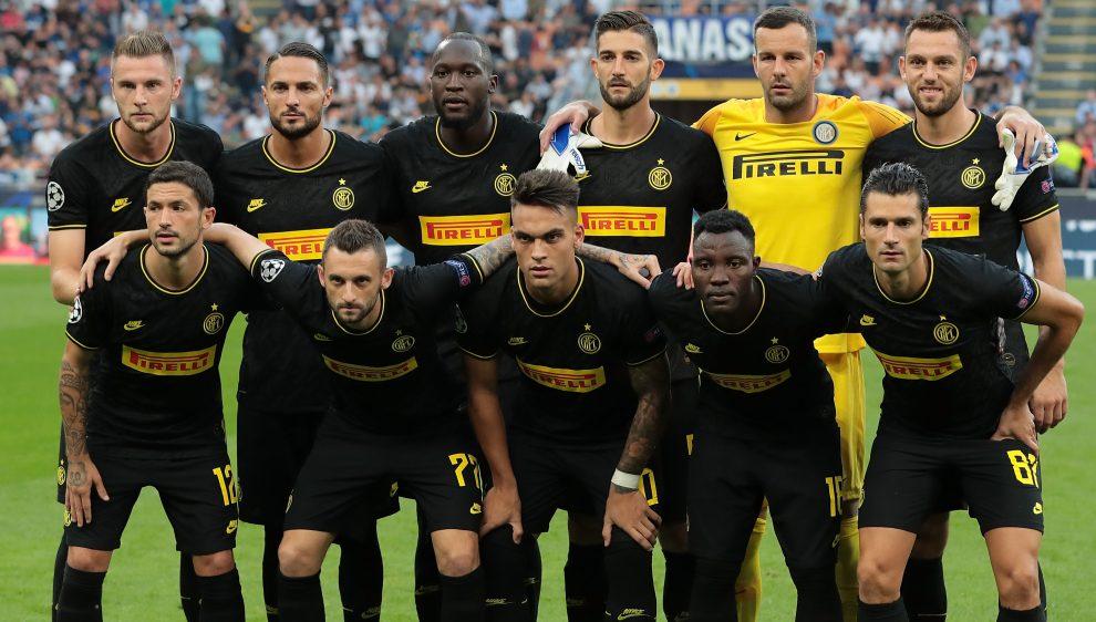 Inter, De Vrij:
