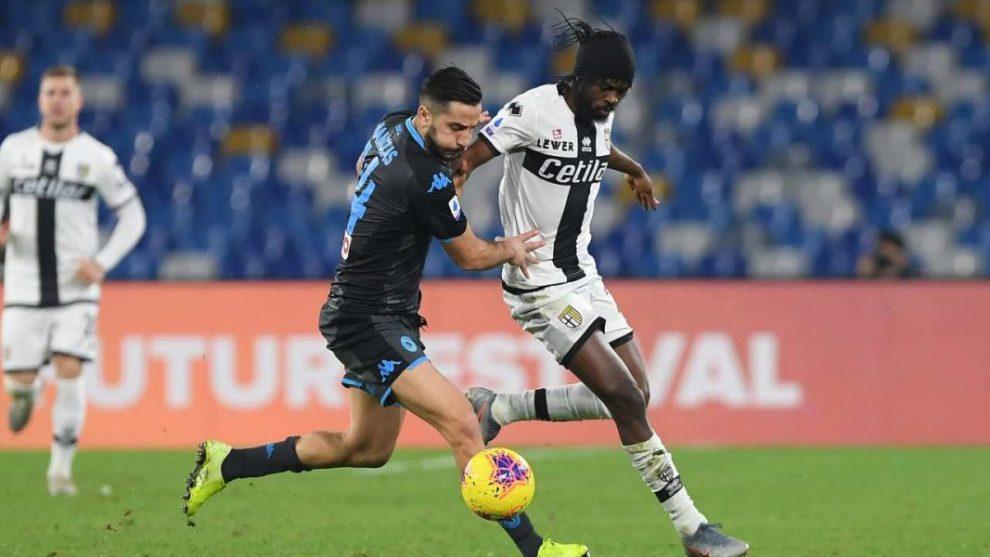Gervinho si allena con il Parma: rientro in gruppo dell'attaccante