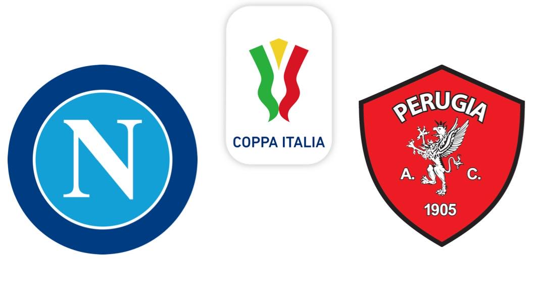 Napoli-Perugia, dove vederla in tv e in streaming   Gonfia