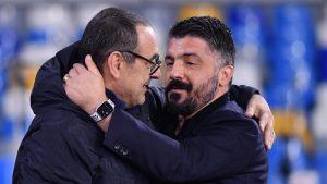 CdS Napoli Juventus