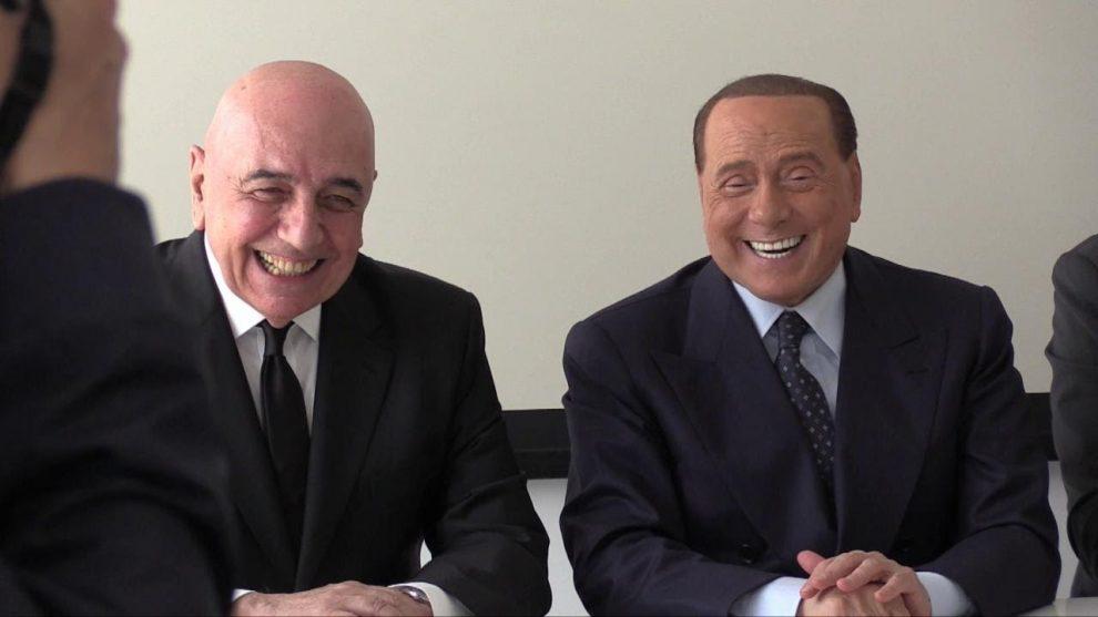 Galliani Berlusconi
