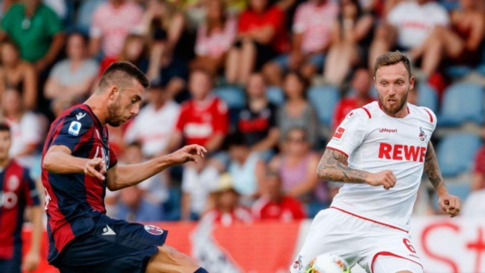 SERIE A, Il Bologna vince 2-1 con il Brescia nel finale