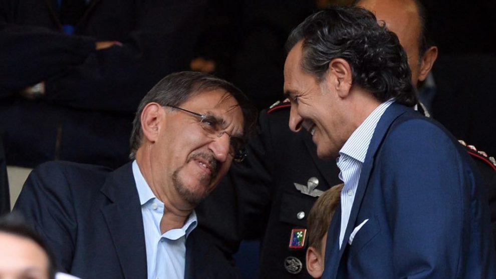 Una regola non scritta è l'aiutino alla Juventus
