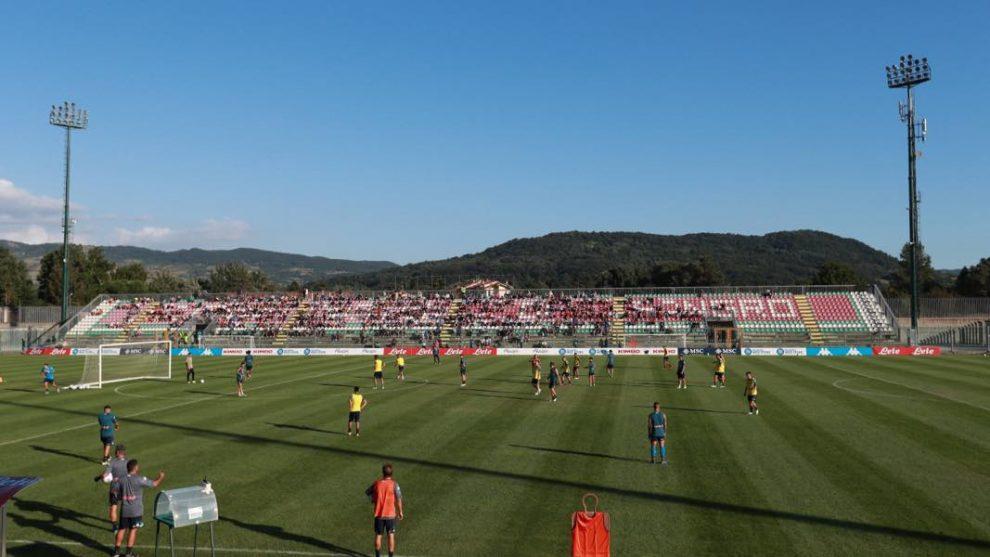 Serie A | De Laurentiis positivo al Covid. Ieri era in Lega