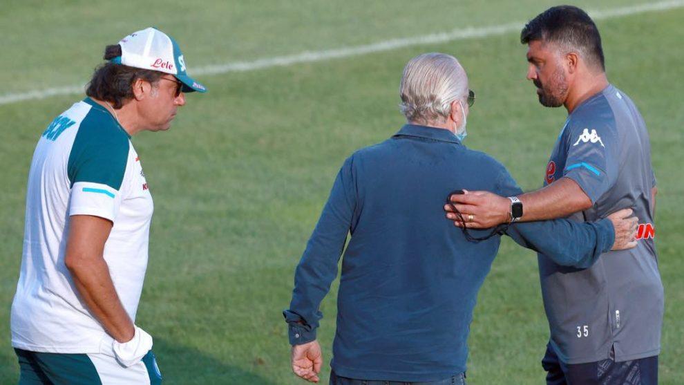 ritiro ADL Gattuso
