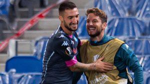 Napoli-Real Sociedad